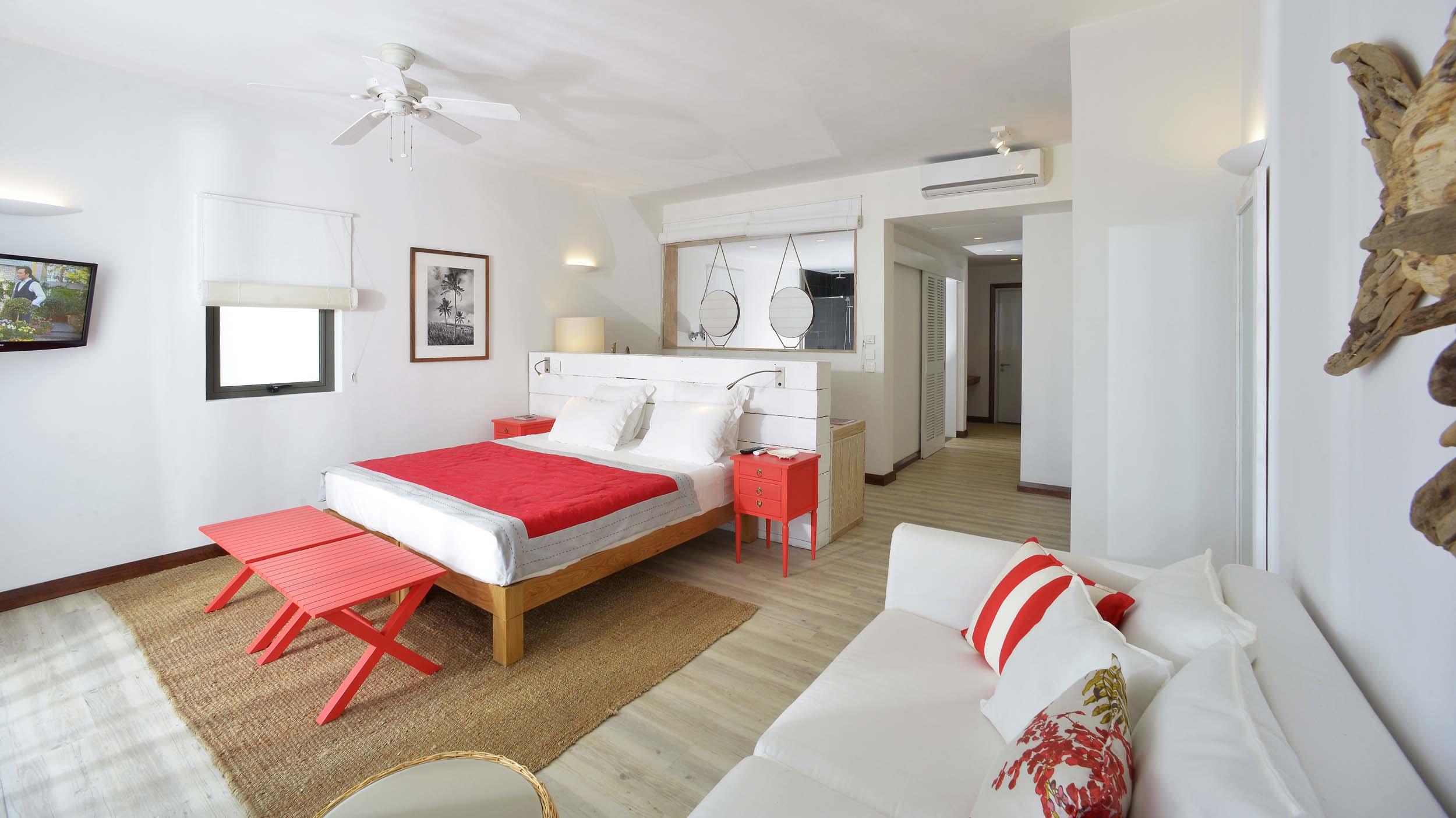 chambre ocean 15 au 1 er etage la maison d 39 t. Black Bedroom Furniture Sets. Home Design Ideas