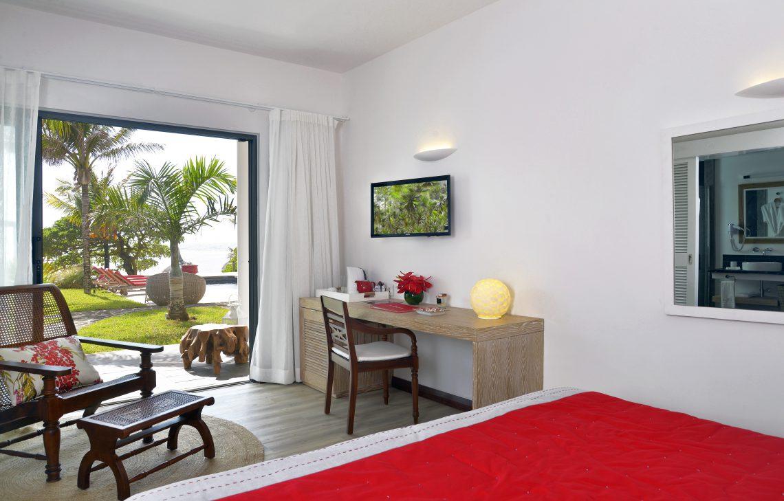 chambre oceann 7 la maison d 39 t. Black Bedroom Furniture Sets. Home Design Ideas